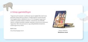 Betlehemi mese a hónap gyerekkönyve